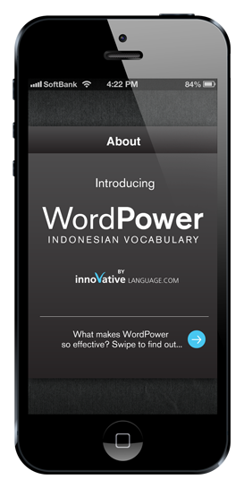 Best Indonesian Words & Phrases App - WordPower Indonesian